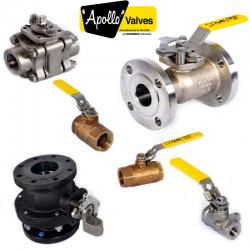 Apollo Ball Valves | Industrial & Residential Ball Valves