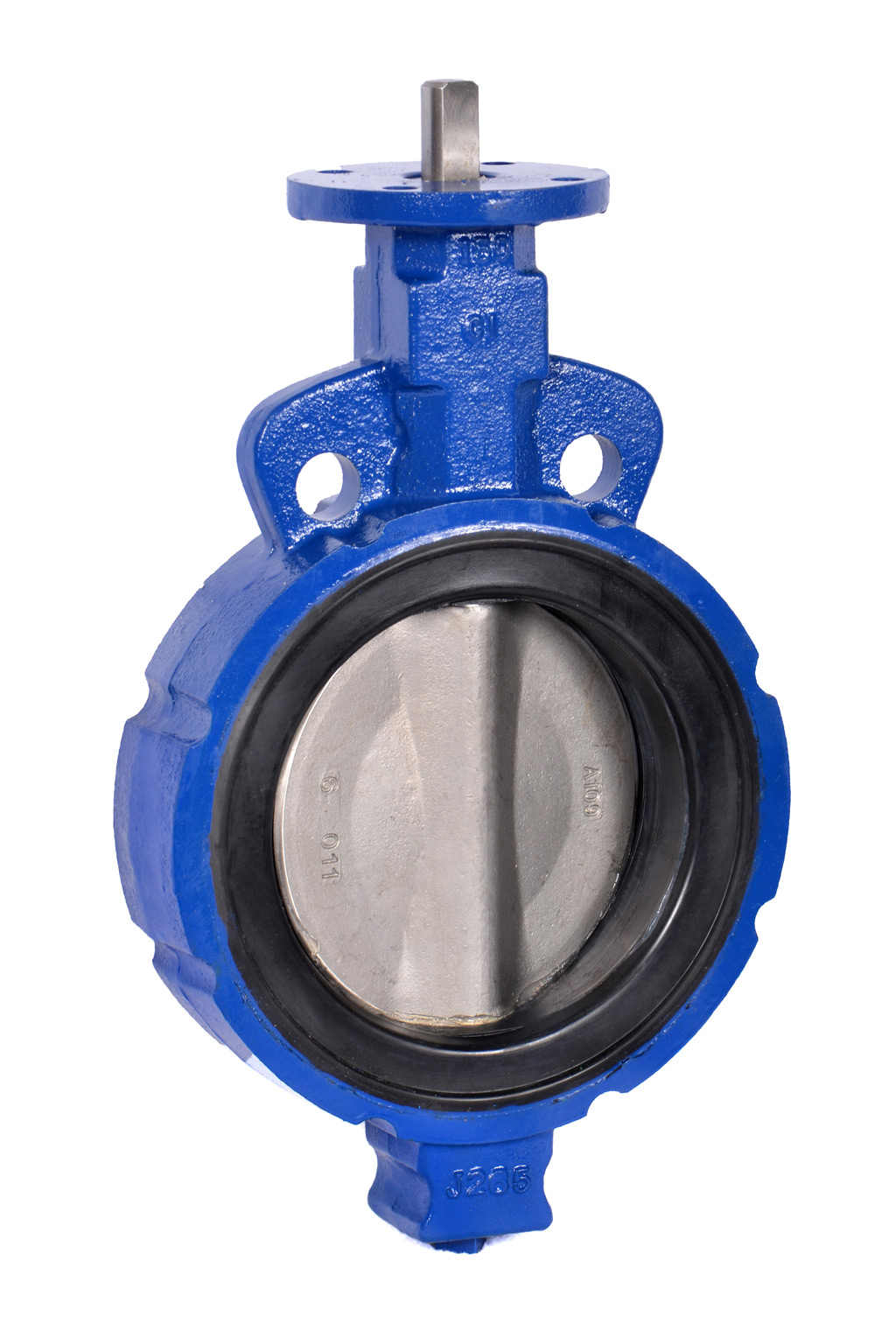 Keystone Resilient Seated Butterfly Valves Resilient