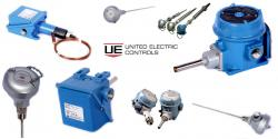 United Electric Temperature & Pressure Switches and Transmitters