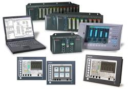 PLC, Hybrid Control Systems, and HMI