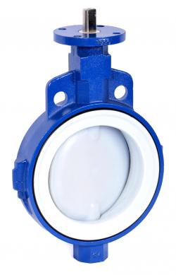 Keystone butterfly valve distributors