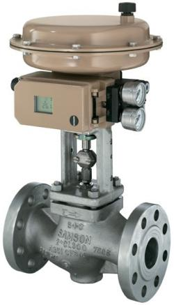 Samson Integrated Control Valves | Automation Systems