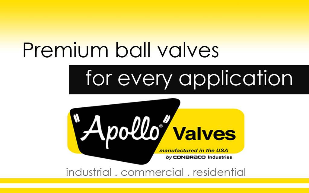 Premium Ball Valves from Apollo