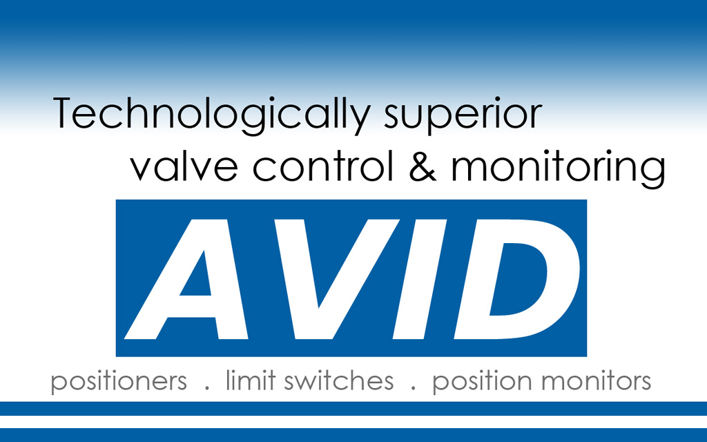 Positioners, Limit Switches, and Position Monitors from Tyco Avid.