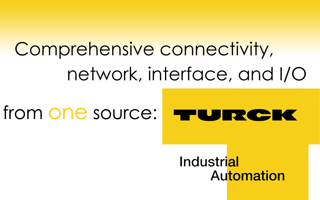 Connectivity, network, interface, and i/o products for the industrial automation industry