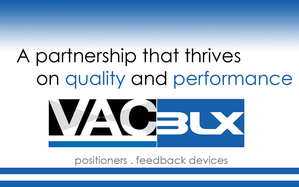 High quality, high performance positioners and feedback devices from BLX-VAC