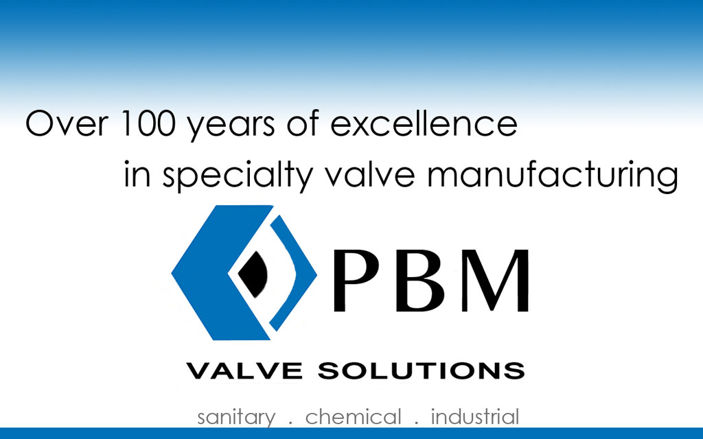 PBM has been manufacturing specialty ball valves for over 100 years